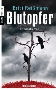 Cover Blutopfer von Britt Reißmann